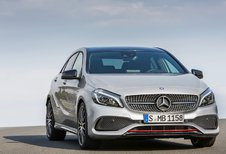 Mercedes-Benz A-Klasse 5d A 160 d Style