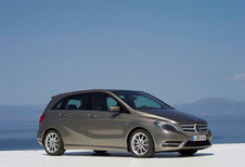 Mercedes-Benz B-Klasse B 180 CDI BlueEFFICIENCY (2011)