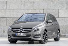 Mercedes-Benz Classe B B 180 d Urban (2017)