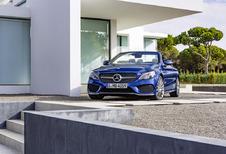 Mercedes-Benz C-Klasse Cabriolet C 250 Auto (2017)