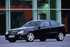 Mercedes-Benz Classe C Coupé Sport C 200 CDI (2001)