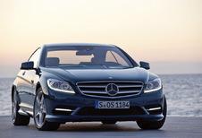 Mercedes-Benz Classe CL CL 500 BlueEFFICIENCY