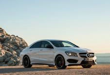 Mercedes-Benz CLA-Klasse CLA 180 (2013)