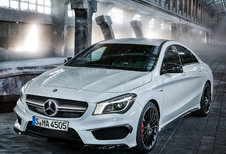 Mercedes-Benz CLA-Klasse CLA 220 d 120kW OrangeArt Edition (2016)