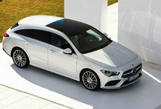 Mercedes-Benz CLA-Klasse Shooting Brake