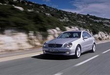 Mercedes-Benz Classe CLK CLK 220 CDI 136 (2002)