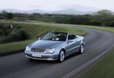 Mercedes-Benz Classe CLK Cabriolet 200 Kompressor (2003)