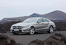 Mercedes-Benz Classe CLS Berline 350 CDI BlueEFFICIENCY (2010)