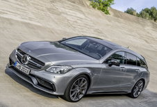 Mercedes-Benz CLS-Klasse Shooting Brake CLS 250 d Shooting Brake (2017)