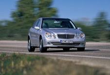 Mercedes-Benz Classe E Berline E 200 CDI (2002)