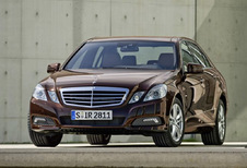 Mercedes-Benz Classe E Berline E 200 CDI  BlueEFFICIENCY (2009)