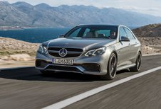 Mercedes-Benz Classe E Berline E 200 BlueTEC Avantgarde