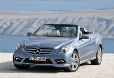 Mercedes-Benz Classe E Cabriolet E 220 CDI 163 (2010)