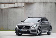 Mercedes-Benz GLA-Klasse GLA 200 CDI 4MATIC (2014)