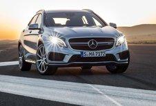Mercedes-Benz Classe GLA GLA 200 CDI Edition 1 (2015)