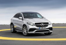 Mercedes-Benz GLE-Klasse Coupé Mercedes-AMG GLE 43 4MATIC