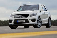 Mercedes-Benz Classe M ML 250 BlueTEC (2011)