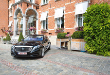 Mercedes-Benz Classe S Berline S 400 4MATIC L