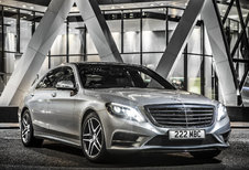 Mercedes-Benz Classe S Berline Mercedes-AMG S 63