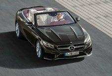 Mercedes-Benz S-Klasse Cabrio