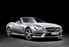 Mercedes-Benz Classe SL Roadster SL 500 BlueEFFICIENCY Edition 1
