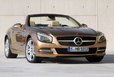Mercedes-Benz Classe SL Roadster