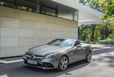 Mercedes-Benz SLC-Klasse Roadster SLC 300