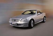 Mercedes-Benz SLK-Klasse Roadster 200 Kompressor (2000)