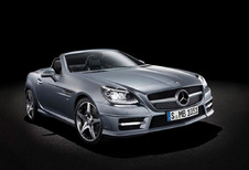 Mercedes-Benz Classe SLK Roadster SLK 250 CDI BlueEFFICIENCY (2011)