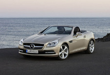 Mercedes-Benz SLK-Klasse Roadster SLK 350 Carbonlook Edition