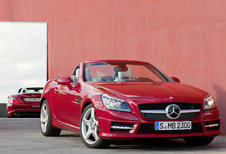 Mercedes-Benz SLK-Klasse Roadster SLK 350
