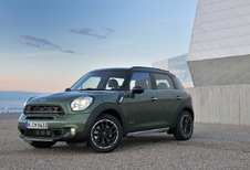 MINI Countryman One D (66 kW) (2016)