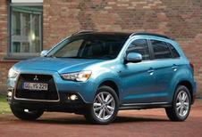 Mitsubishi ASX 1.8 Di-D 2WD Invite (2010)
