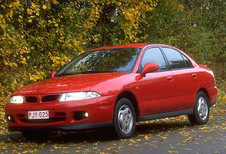 Mitsubishi Carisma Sedan 1.9 TD GLX Titanium (1995)