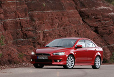 Mitsubishi Lancer Berline 2.0 DI-D Instyle (2007)