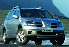 Mitsubishi Outlander 2.0 4WD Comfort