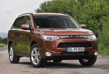 Mitsubishi Outlander 2.2 Di-D diesel 6MT 4WD 7pl. Instyle