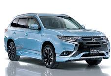 Mitsubishi Outlander 2.2 Di-D diesel 6MT 2WD 7pl. Intense Pr.