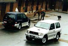Mitsubishi Pajero 3p 3.0 V6 A GLS SP Metal Top (1991)