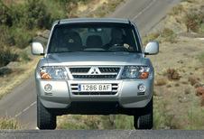 Mitsubishi Pajero 3p 2.5 TDint GLS