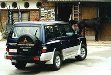 Mitsubishi Pajero 5p