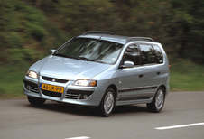 Mitsubishi Space Star Wagon 1.9 DI-D Family (1998)