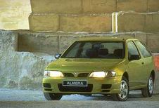 Nissan Almera 3d 1.4 GX (1995)