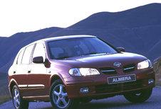 Nissan Almera 5d 1.8 Lagoon (2002)