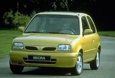 Nissan Micra 3p 1.0 GX N-CVT (1992)