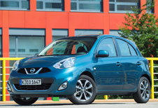 Nissan Micra 5p DIG-S 98 Visia
