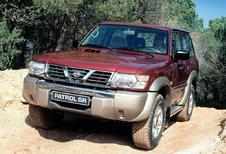 Nissan Patrol GR 3p 3.0 DDTi Comfort (1997)