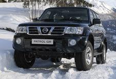Nissan Patrol GR 5p 3.0 DDTi Elegance (1997)