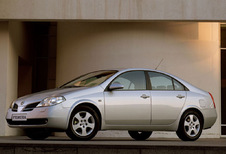 Nissan Primera Sedan 1.9 dCi Visia (2002)