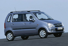 Opel Agila 1.3 CDTI Cosmo (2000)